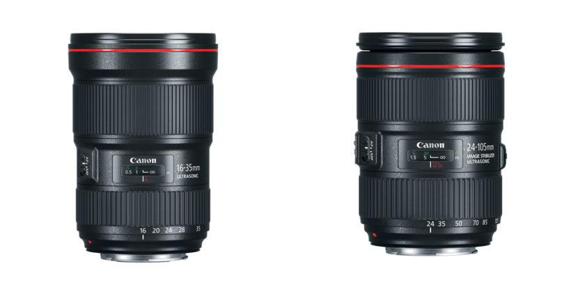 Canon Landscape Photography Lenses