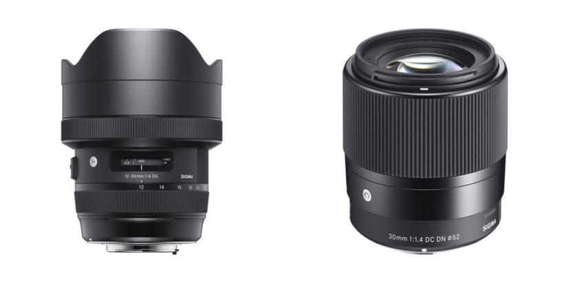 Sigma Landscape Photography Lenses
