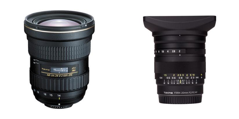 Tokina Landscape Photography Lenses