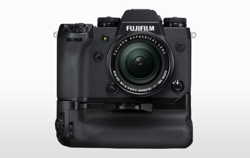 cameras for wildlife photography: fujifilm x-h1