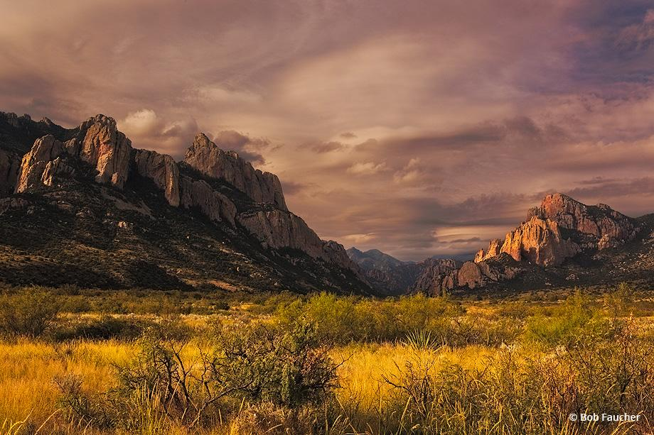 "Today's Photo Of The Day is ""Cave Creek Canyon"" by Bob Faucher. Location: Chiricahua Mountains, near Portal, Arizona."