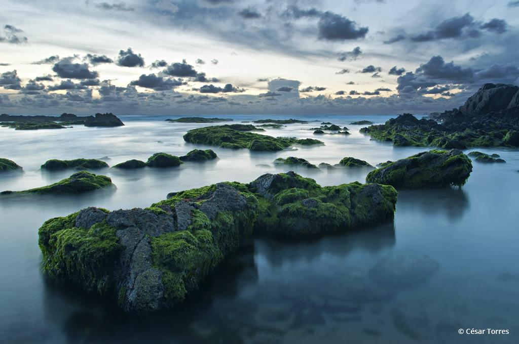 """Today's Photo Of The Day is """"Blue Paradise"""" by César Torres. Location: Carreço, Viana do Castelo, Portugal."""