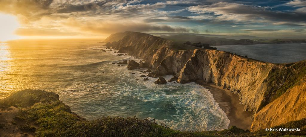 "Today's Photo Of The Day is ""Point Reyes"" by Kris Walkowski. Location: Point Reyes, CA."