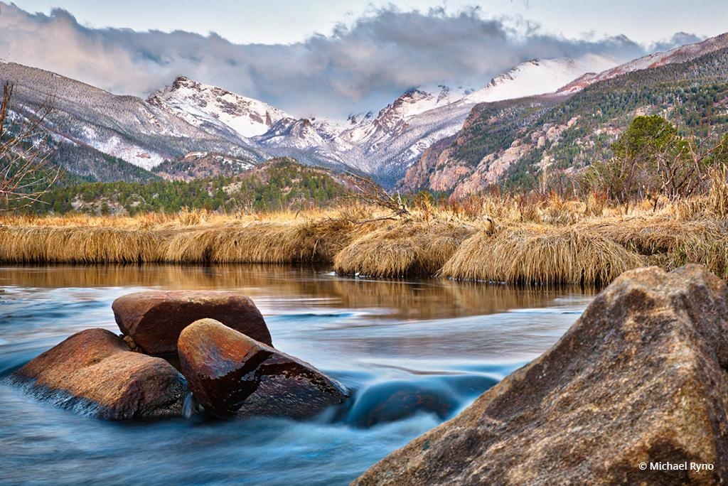 """Today's Photo Of The Day is """"Moraine Park Morning"""" by Michael Ryno. Location: Rocky Mountain National Park, Colorado."""