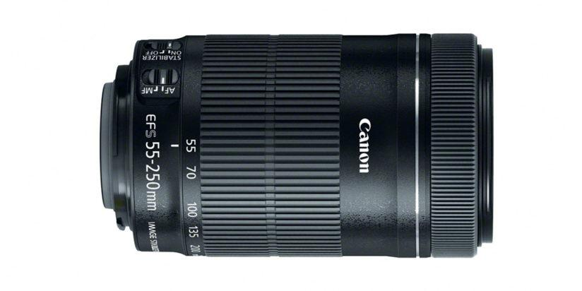 Zoom lenses for travel photography, Canon EF-S 55-250mm f/4-5.6 IS STM