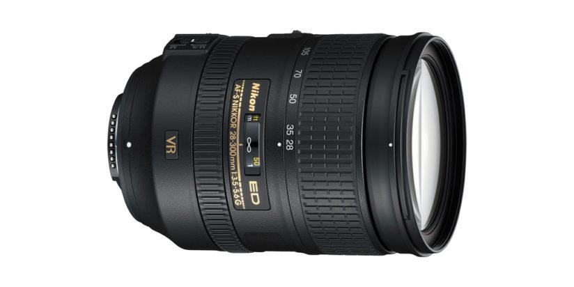 Zoom lenses for travel photography, Nikon's AF-S NIKKOR 28-300mm f/3.5-5.6G ED VR