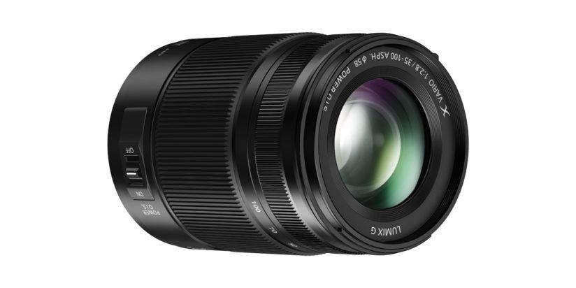 Zoom lenses for travel photography, Panasonic LUMIX G X VARIO 35-100mm F2.8 II ASPH