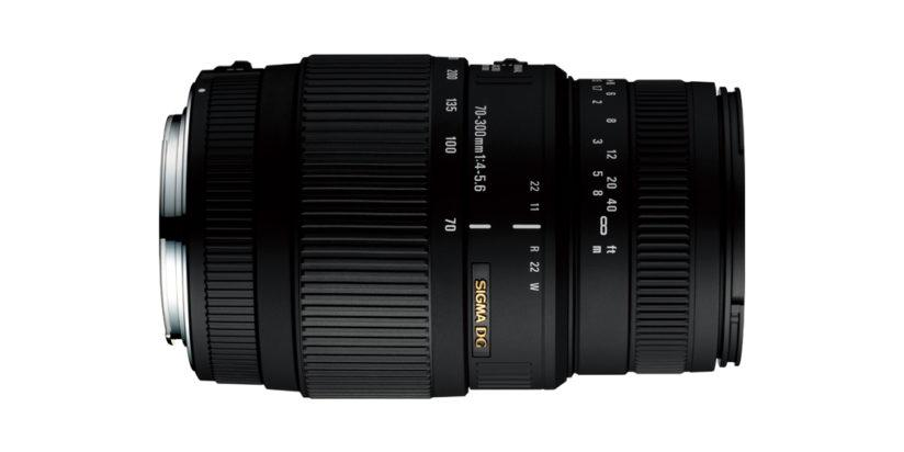 Zoom lenses for travel photography, Sigma 70-300mm F4-5.6 APO DG Macro