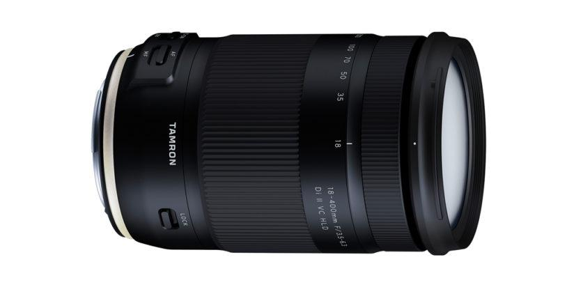 Zoom lenses for travel photography, Tamron 18-400mm F/3.5-6.3 Di II VC HLD