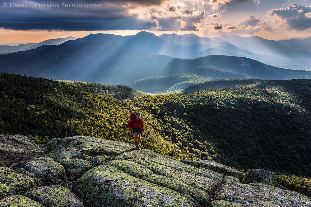 """Today's Photo Of The Day is """"Mountain Majesty"""" by Harry Lichtman. Location: White Mountain National Forest, New Hampshire."""