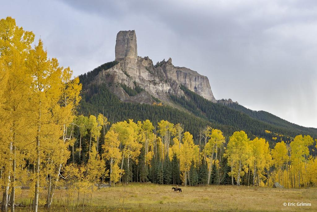 "Today's Photo Of The Day is ""Colorado Fall"" by Eric Grimm."