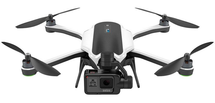 Drones for photography - GoPro Karma