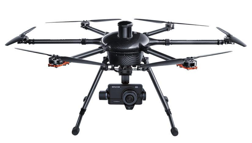 Drones for photography - Yuneec Typhoon H920 Plus