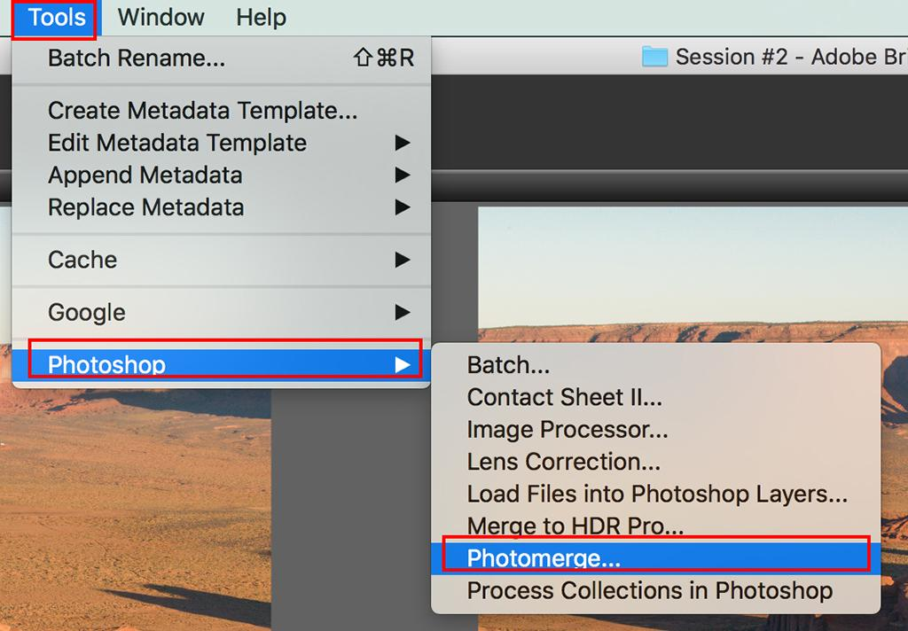 Photoshop Photomerge Made Easy