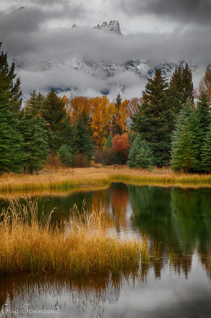 "Today's Photo Of The Day is ""Schwabachers Landing"" by Eric Townsend. Location: Grand Teton National Park, Wyoming."