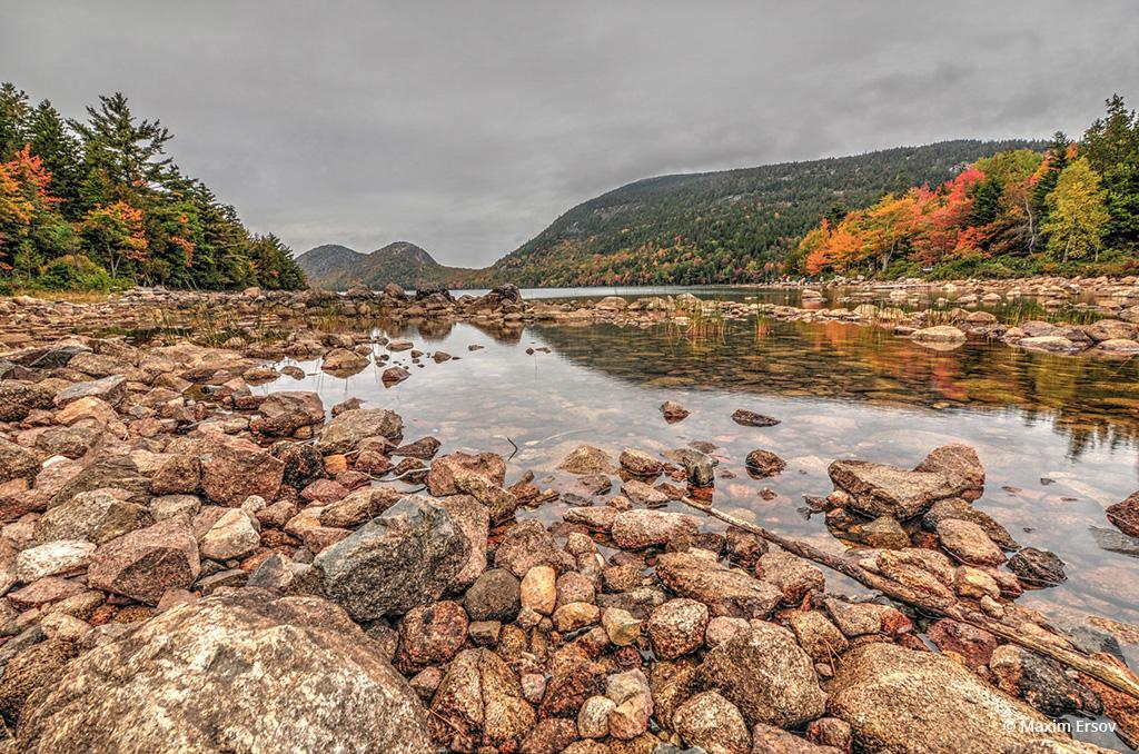 """Today's Photo Of The Day is """"Acadia National Park"""" by Maxim Ersov. Location: Acadia National Park, Maine."""