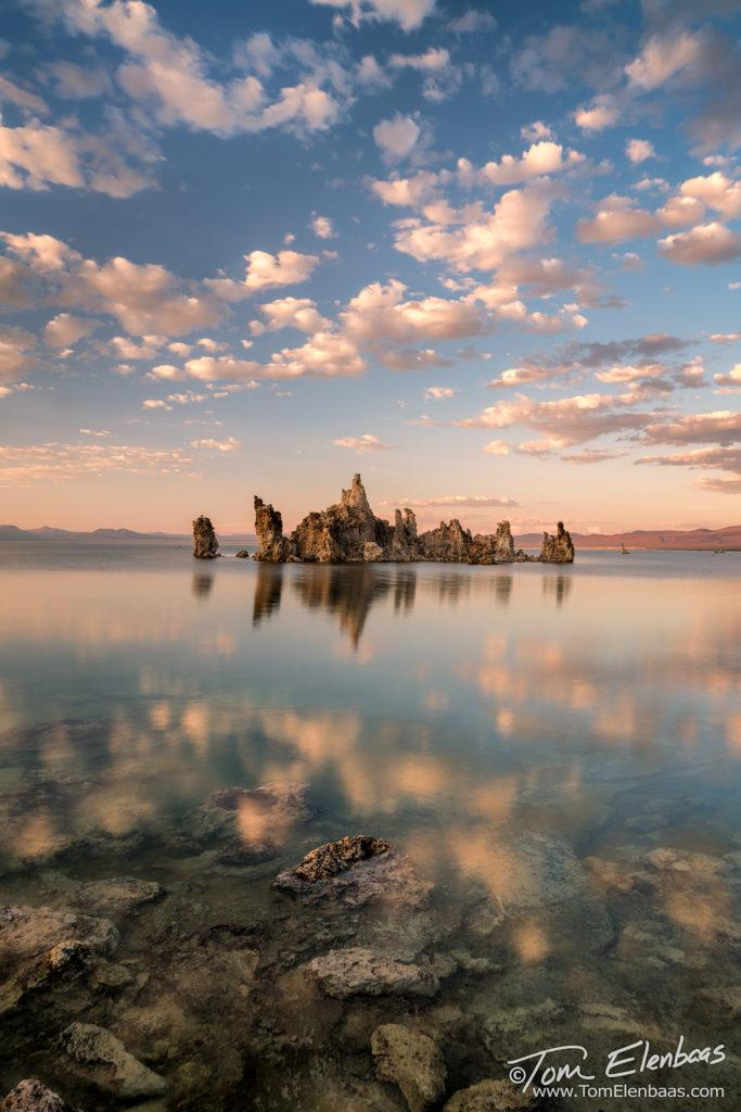 "Today's Photo Of The Day is ""Mono Lake Battleship"" by Tom Elenbaas. Location: Eastern Sierras, California."