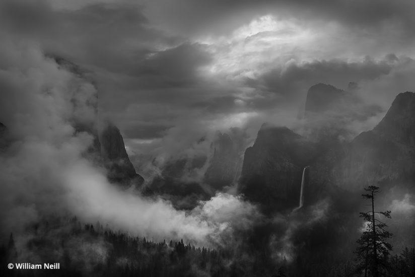 William Neill, Yosemite Valley
