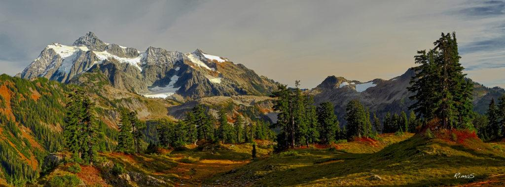 "Today's Photo Of The Day is ""Changing Seasons"" by RimaS. Location: North Cascades National Park, Washington."