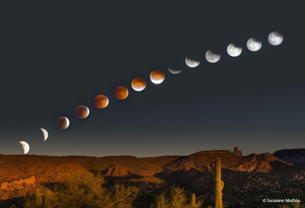 Photo By Solar And Lunar Eclipses Assignment winner Suzanne Mathia