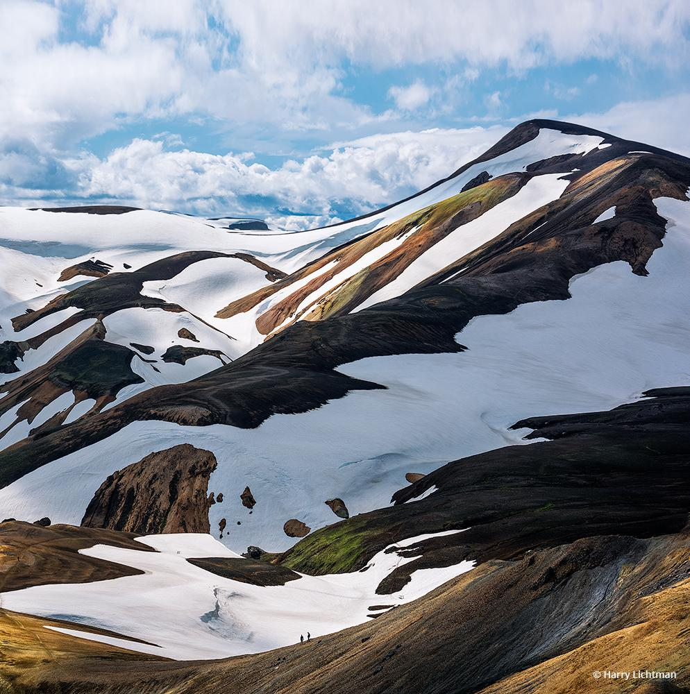 "Today's Photo Of The Day is ""Alpine Circuit"" by Harry Lichtman. Location: Fjallabak Nature Preserve, Icelandic Highlands."