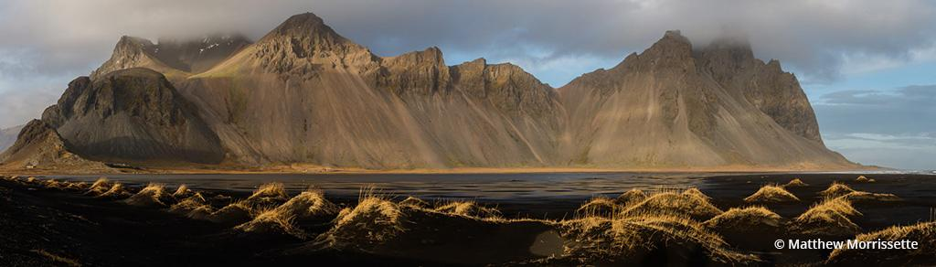"""Today's Photo Of The Day is """"Vestrahorn"""" by Matthew Morrissette. Location: Near Höfn, Iceland."""