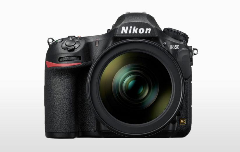 Best Photo Gear 2017: Nikon D850 DSLR