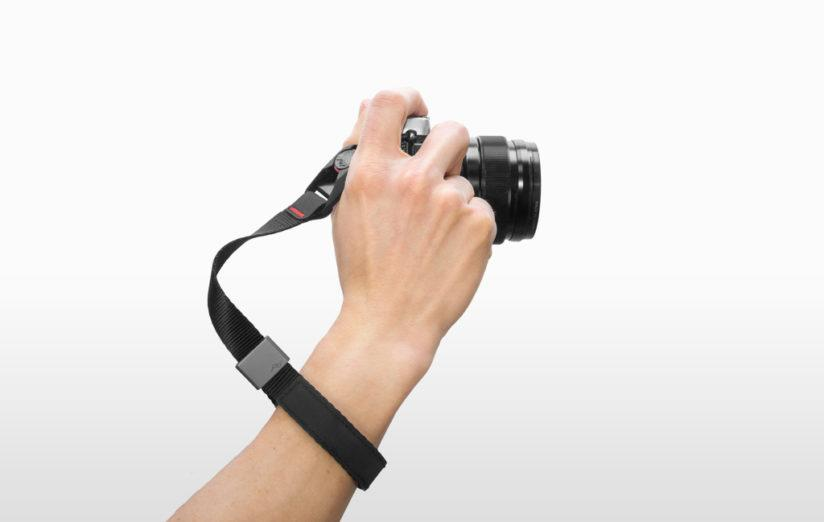 Best Photo Gear 2017: Peak Design Cuff wrist strap