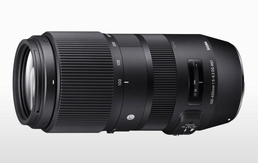 Best Photo Gear 2017: Sigma 100-400mm F5-6.3 DG OS HSM Contemporary
