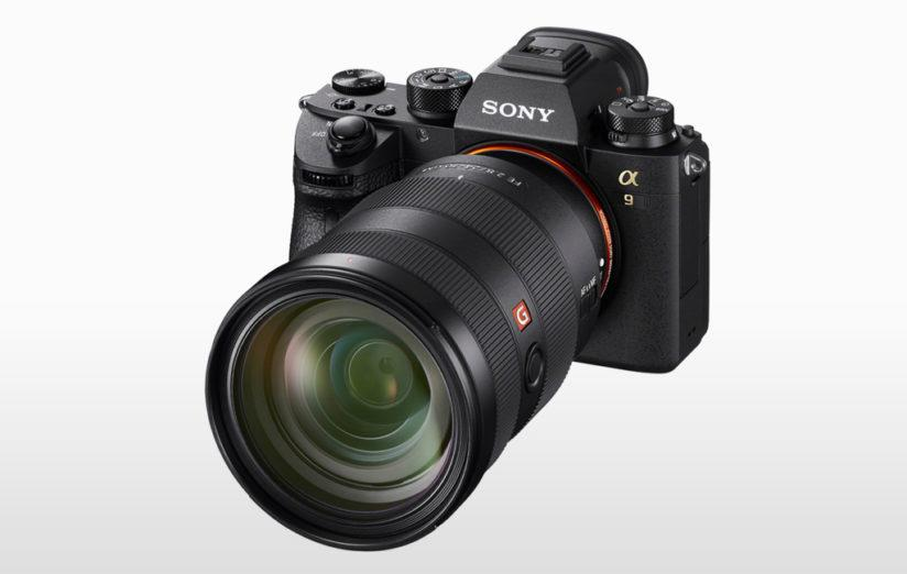 Best Photo Gear 2017: Sony a9 Mirrorless