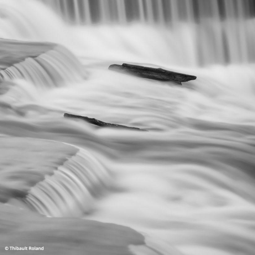 Black-and-White Long Exposures, Ithaca, New York