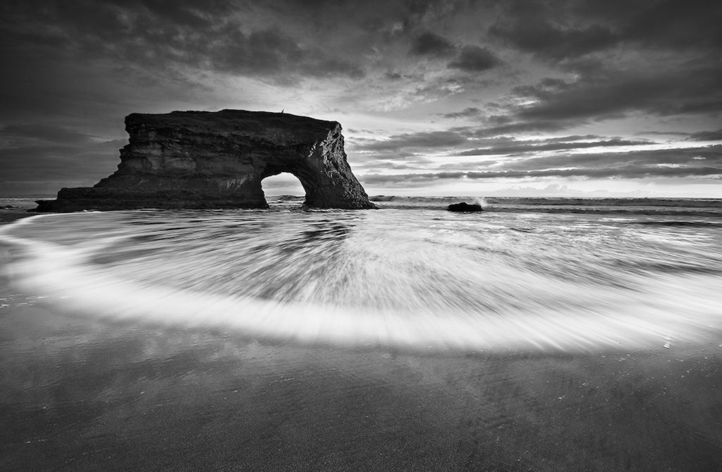 """The Natural Bridge"" By Dave Michaud"