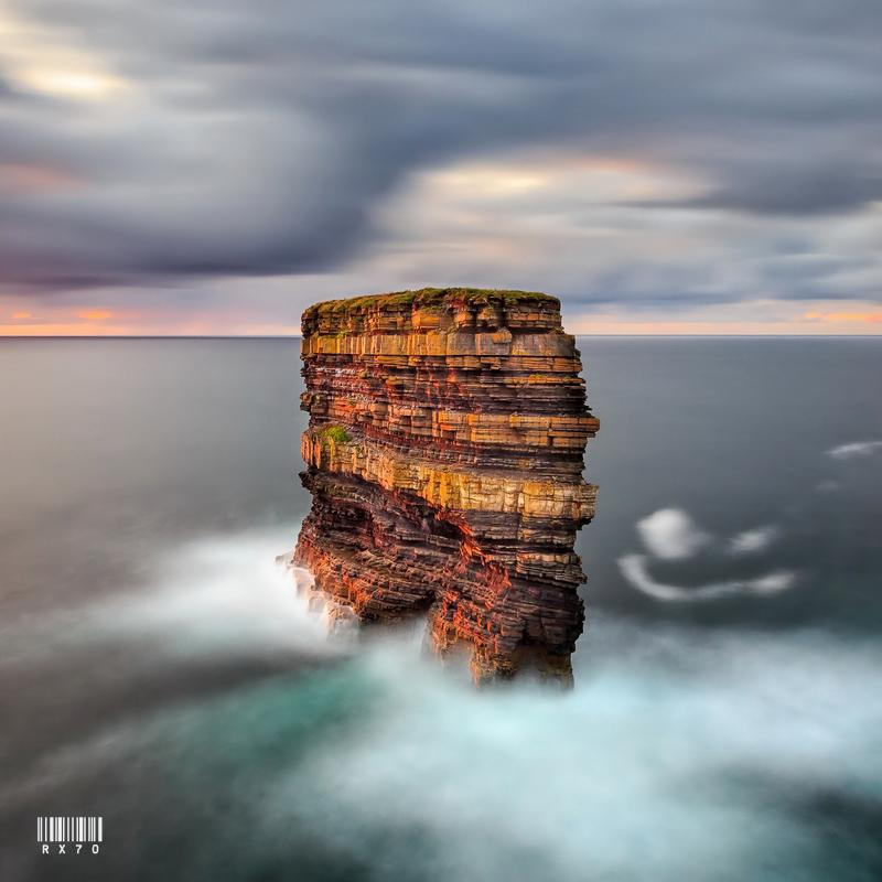 """Today's Photo Of The Day is """"Dun Briste, Downpatrick Head"""" by Ryszard Lomnicki."""