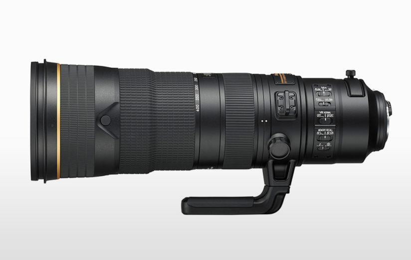 Nikon 180-400mm f/4E TC1.4 FL ED VR