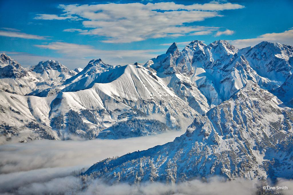 """Today's Photo Of The Day is """"Nebelhorn View"""" by Linn Smith. Location: Oberstdorf, Germany."""