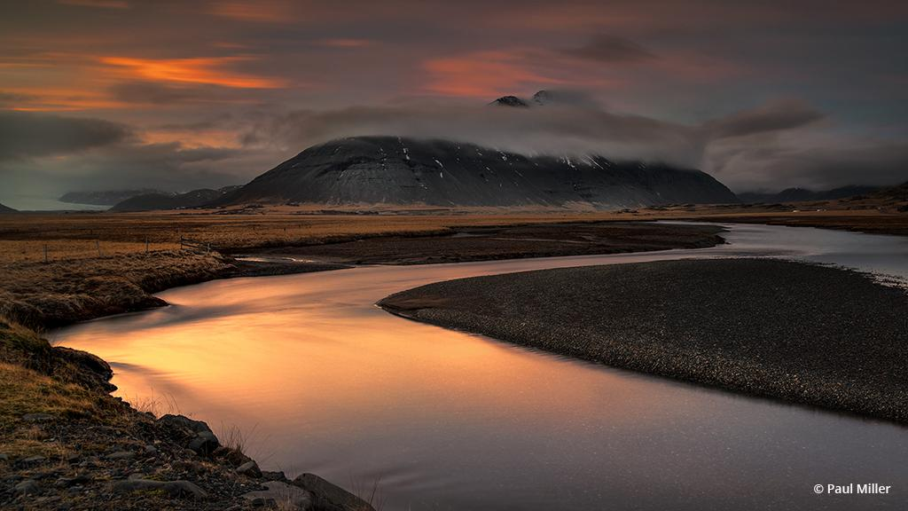"Today's Photo Of The Day is ""Unknown River, Eastern Iceland"" by Paul Miller."