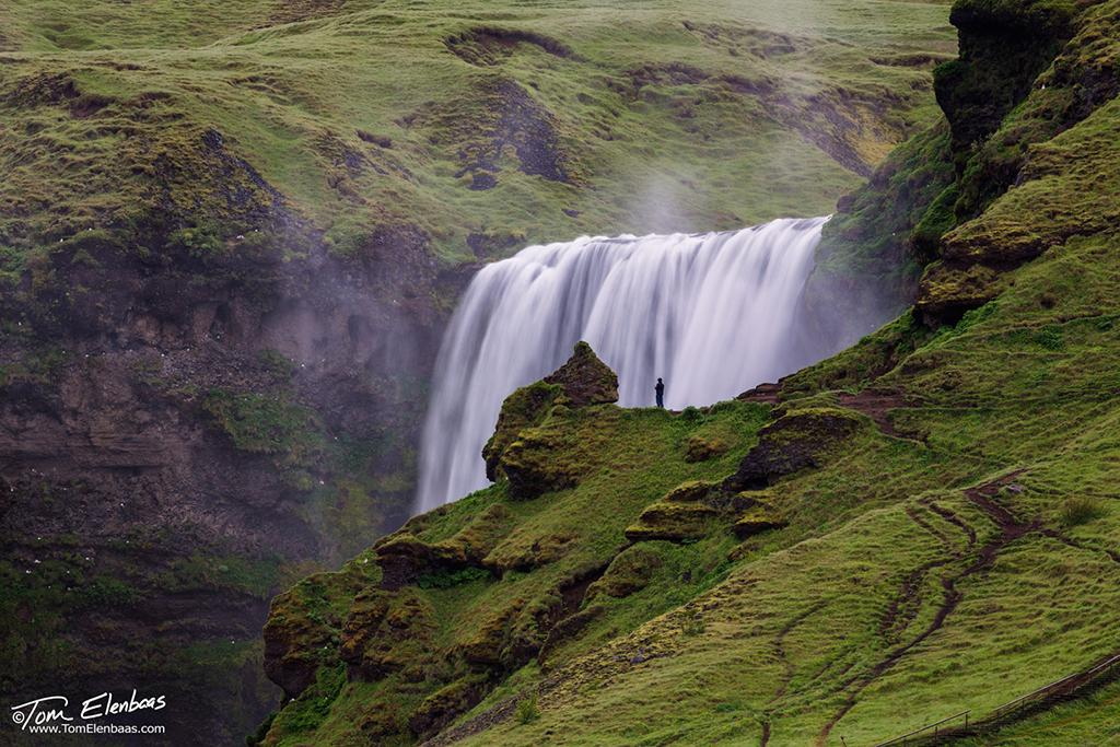 """Today's Photo Of The Day is """"Skógafoss"""" by Tom Elenbaas. Location: Southern Iceland."""