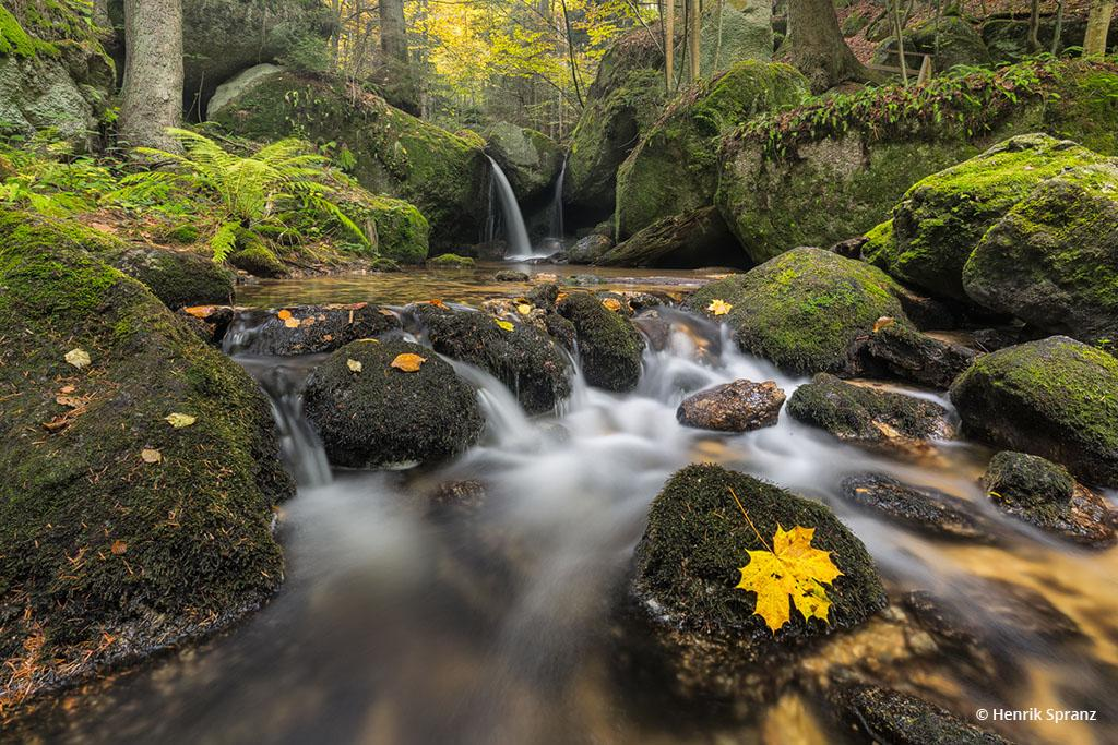 "Today's Photo Of The Day is ""Ysperklamm"" by Henrik Spranz. Location: Lower Austria."