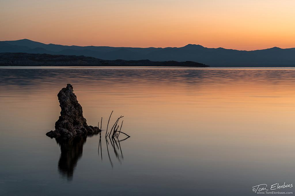 "Today's Photo Of The Day is ""Tranquil Dawn"" by Tom Elenbaas. Location: Mono Lake, Mono County, California."