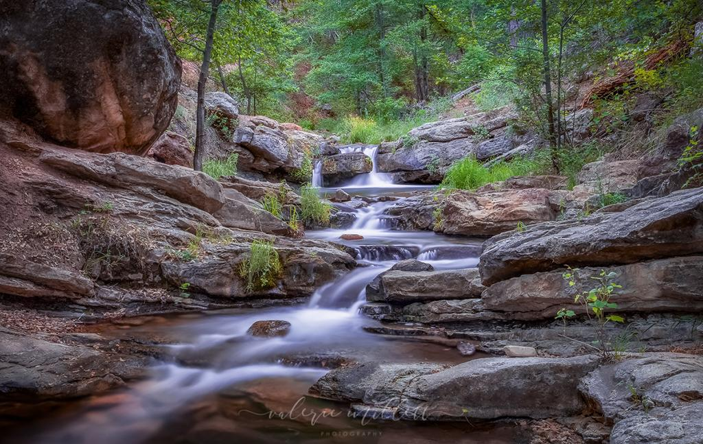 "Today's Photo Of The Day is ""Horton Creek"" by Valerie Millett. Location: Arizona."