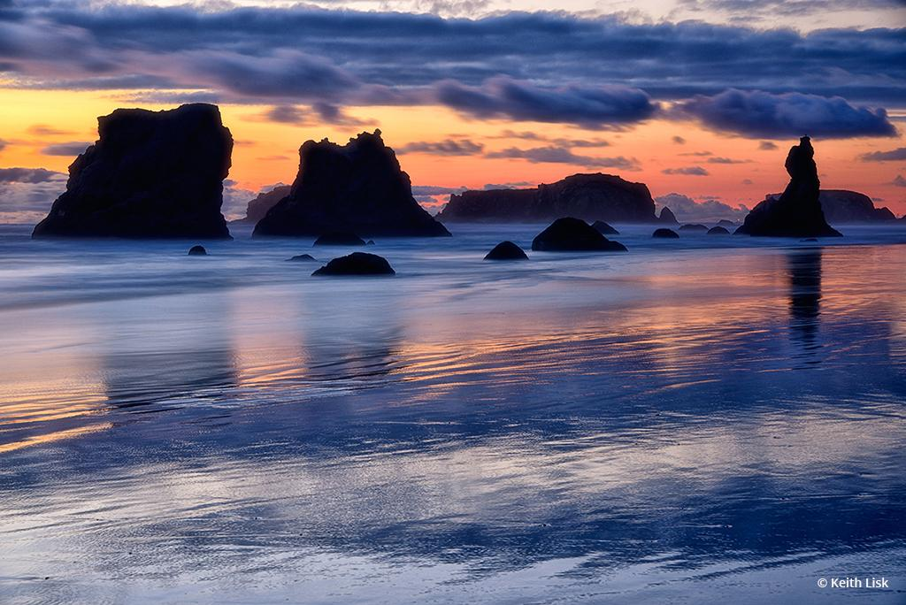 """Today's Photo Of The Day is """"Bandon Beach"""" by Keith Lisk. Location: Oregon."""