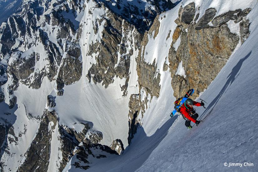 Photo of Kit DesLauriers by Jimmy Chin