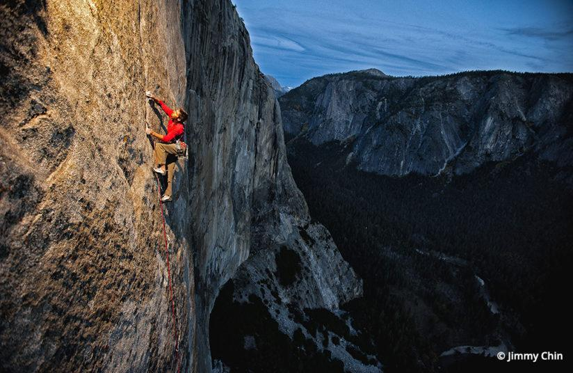 Photo of Kevin Jorgeson by Jimmy Chin