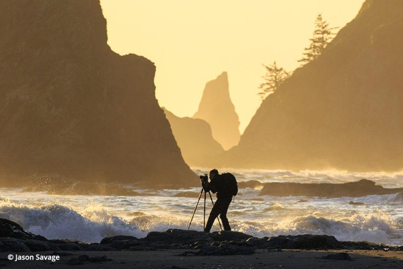 Photographing Olympic National Park: Rialto Beach