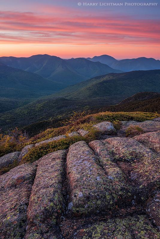 "Today's Photo Of The Day is ""Granite Perch"" by Harry Lichtman. Location: White Mountain National Forest, New Hampshire."