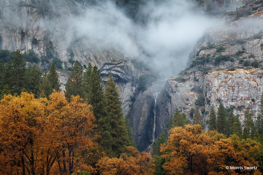 """Today's Photo Of The Day is """"Yosemite Falls"""" by Morris Swartz. Location: Yosemite National Park, California."""