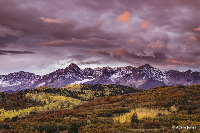 Favorite Fall Color Photo Locations: Colorado's San Juan Mountains