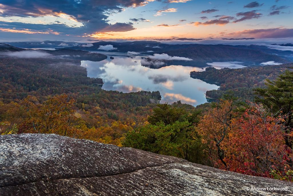 """Today's Photo Of The Day is """"The Last Wild Place"""" by Andrew Lockwood. Location: Devils Fork State Park, South Carolina."""